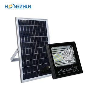 Factory price brideglux SMD3030 outdoor ip65 10w 25w 40w 60w 100w led solar floodlight