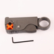 Rotary Cable Stripper Wire Stripping Pliers Tool New Coaxial Cable Crimping Tool for RG59/6/7/11 Multitool Network Tool