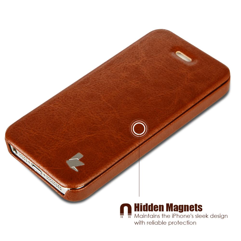 iphone se flip cover
