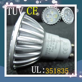 5w White Gu10 Led Bulb 2800k Dimmable Gu10 Smd Led Gu10 Spotlight ...