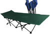 Cheap folding camping/beach bed,lightweight folding bed of China
