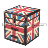 Union Jack Night Table