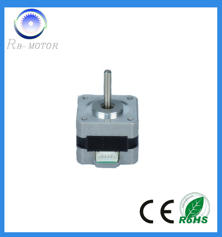 0.9 degree NEMA17 Hybrid stepper motor for printers