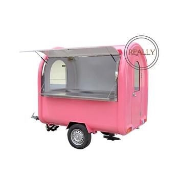Retail Mobile Street Food Kiosk Cart Trailer /food Kiosk Design For Sale -  Buy Mobile Food Kiosk Catering Trailer,Crepe Food Kiosk For Sale,Outdoor