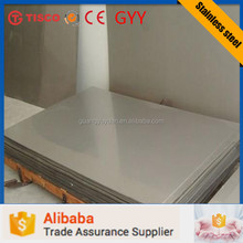Ali Credit Guarantee 201 stainless steel sheet /plate