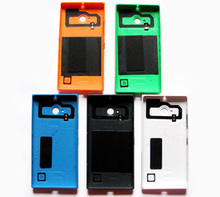 factory price 59ad4 33963 Original new cell phone shell for Nokia Lumia 730 735 housing back ...