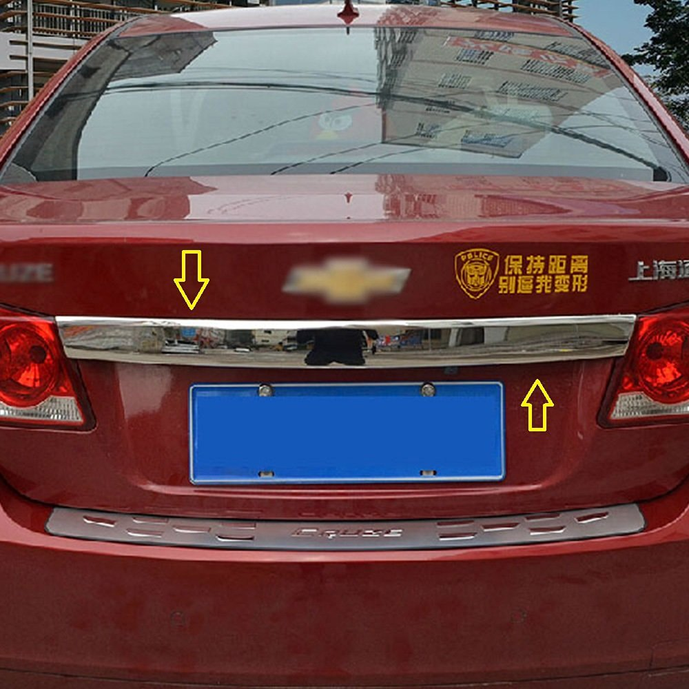2011 chevy malibu trunk lid