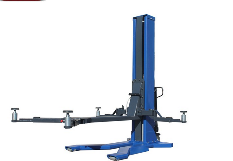 Hydraulic Arm Door Detail : T hydraulic portable a column car arm lift hoist buy