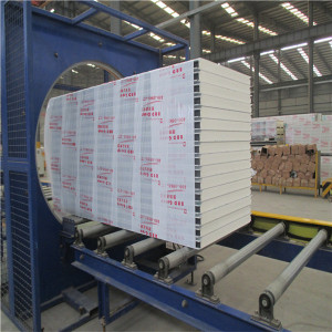 stainless steel polyurethane pur foam sandwich panel sheet