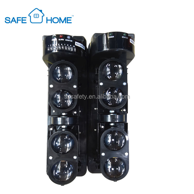 Hole sale wireless security alarms systems laser beam