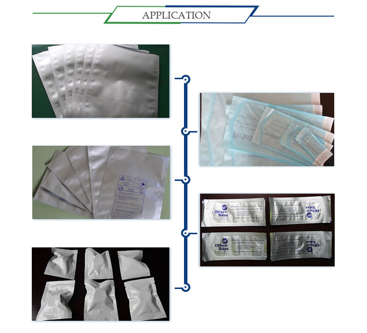 Medical Sealing Machine for Tyvek or Foil Bags