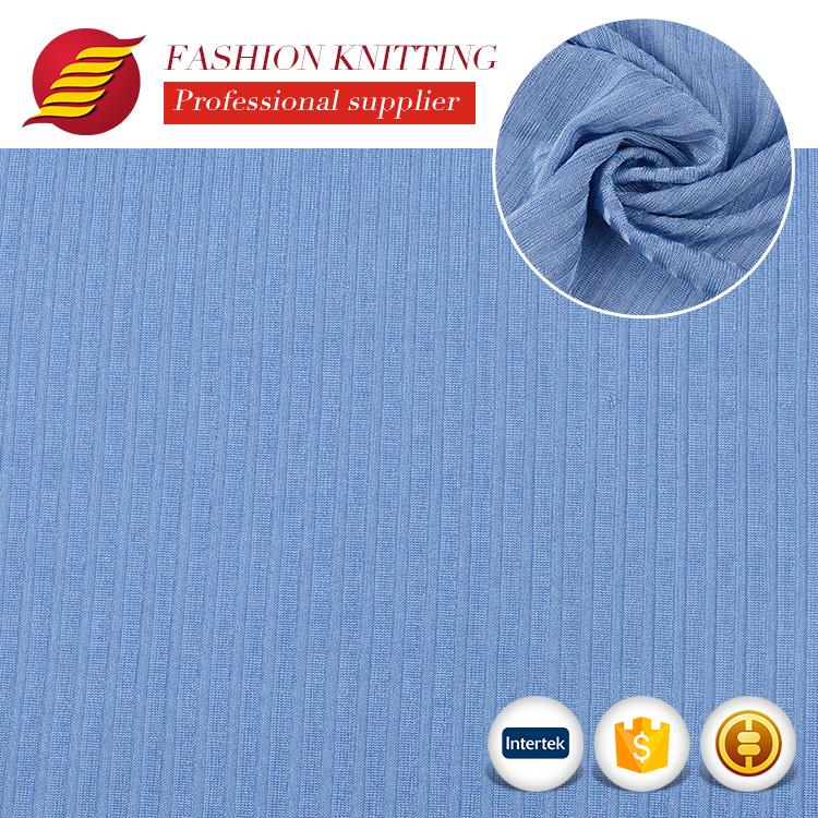 Chinese textile wholesale soft garment knitted fabric testing