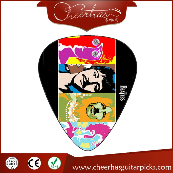 Good Cheapest Band Logo Guitar Picks Custom Your Logo Guitar Picks