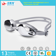 Factory hot selling funny waterproof swimming goggles sport glasses