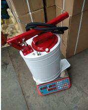 Hand Operated high Volume oil Bucket Pump 20L