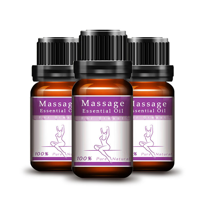 Breast care essential oil