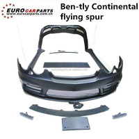Body Kit For Ben--tley Continental GT ~07 W Style Auto Car Bumper FRP+Carbon body kit