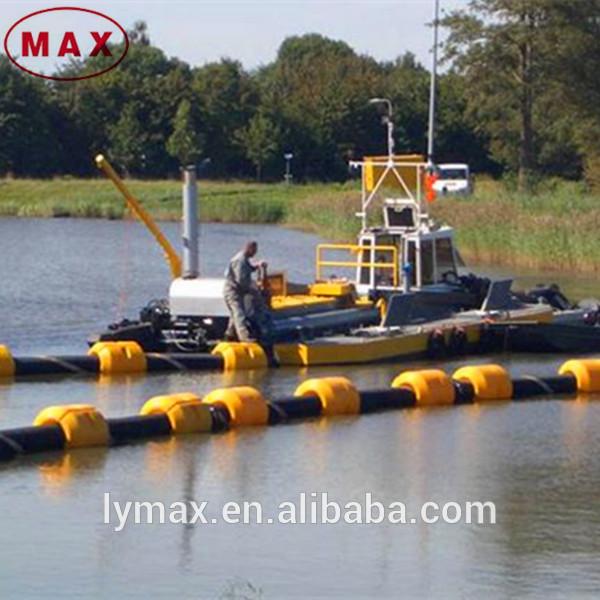 Anti-wave Good Buoyancy Orange Plastic Pontoon Tubes For Dredger Pipeline -  Buy Plastic Pontoon Tubes,Modular Floating Pontoon,Plastic Floating Dock