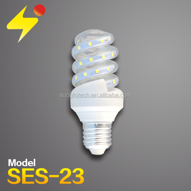 New Design LED 12W Bulb Light Energy Saving Full Sprial Bulb Lighting Lamp