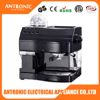 Antronic ATC-3005 hot sale semi automatic ULKA coffee machine with grinder espresso machine coffee