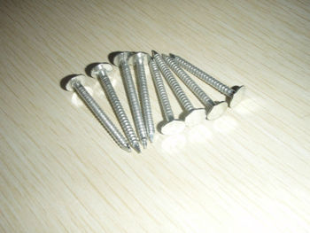 Hot Dipped Galvanized Roofing Nails With Ring Shank