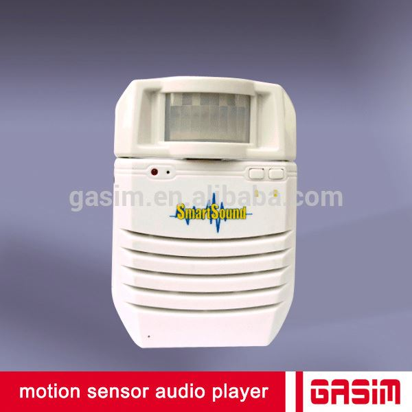 PIR Motion Sensor Audio Player