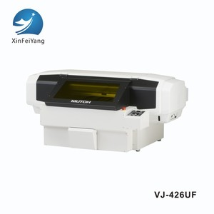 MUTOH UV printer for phone caces printing