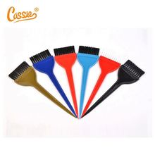 ningbo factory plastic hair coloring brush comb, dye tint brush