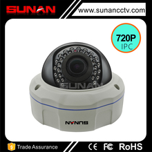 Best 720P All in one IP Network Home surveillance camera for vehicle