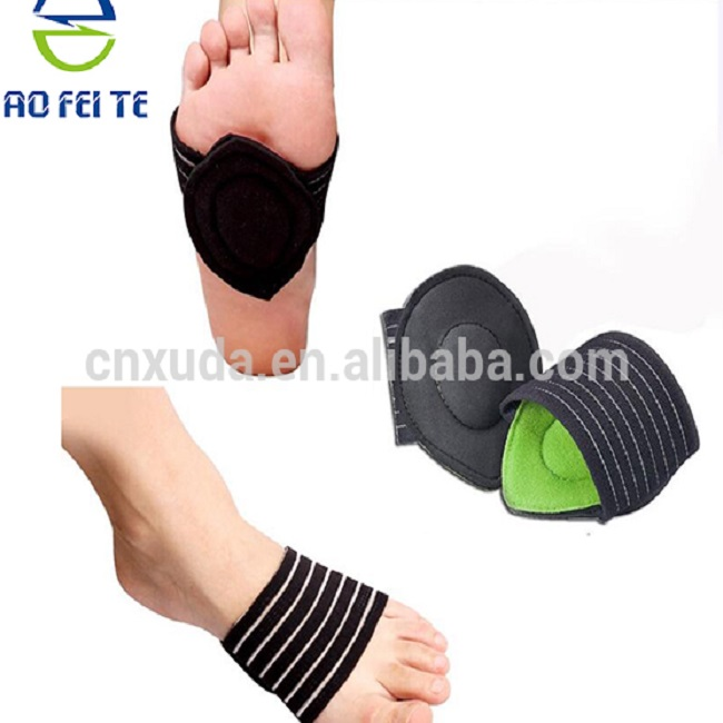 Comfortable Soft Foot Care Silicone Gel Insole Or Shoe Pad