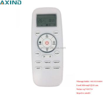 Remote Control For Hisense Air Conditioner Remote Control Dg11l1-01 - Buy  Hisense Remote Control,Hisense Air Conditioner Remote Control,Dg11l1-01