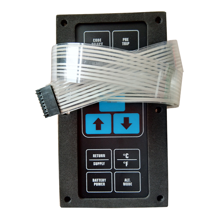 Reefer Container Spare Parts Replacement RE Carrier 79-66669-02 Plastic  Keypad, View Carrier Keypad 79-66669-02, re carrier Product Details from