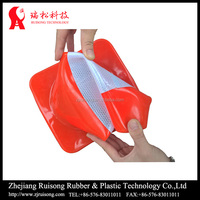 small volume 300mm lightweight traffic cone for road warning