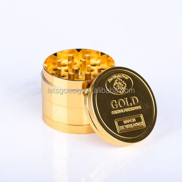 Herbal Smoking Grinders zinc alloy herb crusher spice dry herb grinder