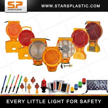 Ab-309 Series Led Traffic Light Solar Warning Light
