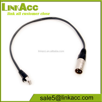 Remarkable Lkcl239 Xlr Male To Rj45 Connector Dmx Adapter Xlr M Rj45 Buy Wiring Database Wedabyuccorg