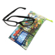 custom printing microfiber fabric optical reading glasses cloth pouch