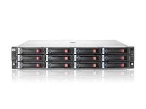 HP StorageWorks Disk Enclosure D2600 - Storage enclosure - 12 bays ( SAS-2 ) - 0 x - rack-mountable - 2U - for ProLiant DL120 G7, DL160 Gen8, DL360 G7, DL580 G7, StorageWorks X1400 G2, X1800 G2