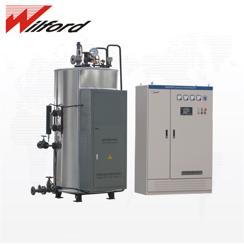Factory good quality vertical electric industry boiler steam press machine