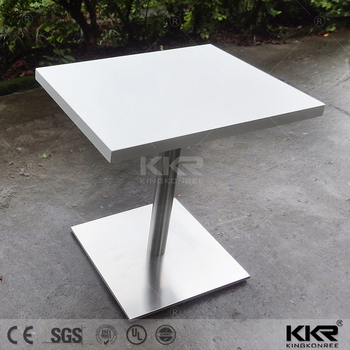 Polished White Used Restaurants Table And Chairs Factory Supply - Table and chairs for restaurants cheap