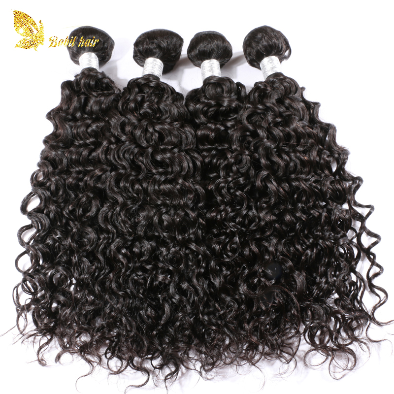 wholesale curly unprocessed brazilian virgin human hair