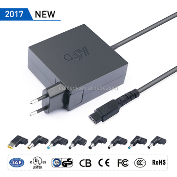 2017 UL GS CB 90w Square Type Universal adapters for Lenovo for Dell for Asus