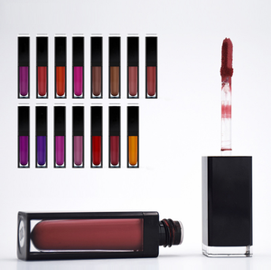 OEM ODM New Arrival Lips Makeup Matte Liquid Lipstick 102 Color Lipgloss Waterproof Long Lasting Easy To Wear Cosmetic
