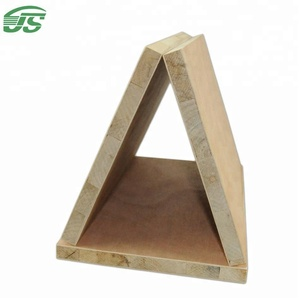 Paulownia Poplar Pine China Fir Wood Cored with 5-12 layers Block Board by the Trade Assurance China Supplier