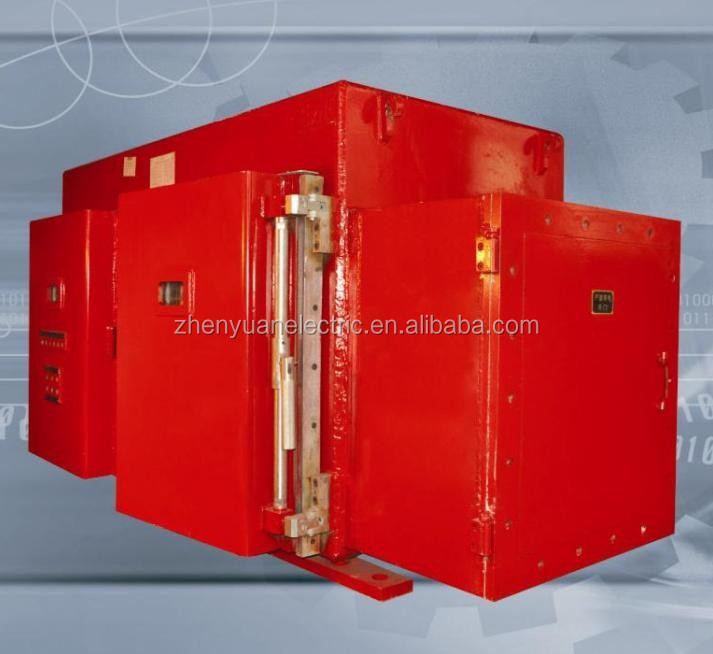 Mining explosion-proof and intrinsically safe High-voltage vacuum electromagnetic starter