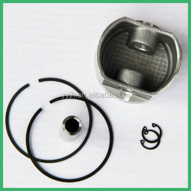 Low price bitzer compressor 4ufcy piston ring set/ auto ac refrigeration piston ring pin packing /4age high compression pistons