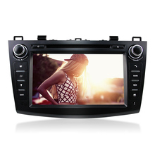WINCE 6.0 GPS Navigasi Radio TV Bluetooth Stereo Mobil DVD <span class=keywords><strong>CD</strong></span> <span class=keywords><strong>Player</strong></span> <span class=keywords><strong>2</strong></span> <span class=keywords><strong>Din</strong></span> Mobil Radio Audio Video untuk New mazda 3