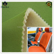 car seat cover fabric / foam mesh fabric / foam laminated fabric