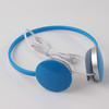 Colorful MP3 Wired Headphone for Girls