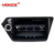 "MEKEDE Android 8.1Quad core 9"" Car DVD player for KIA K2 RIO 2010-2015 with WIFI gps navigation car radio CAR radio"